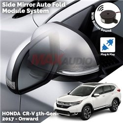 HONDA CRV CR-V 2017 Plug and Play Side Mirror Auto Fold Module System with Buzzer Sound (SM-09CV/CRV)