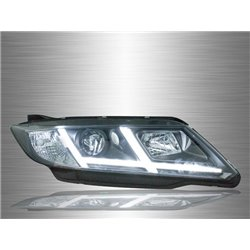 HONDA CITY GM6 2014 - 2016 TT-Concept LED Light Bar Daytime Running Light Projector Head Lamp [HL-189]