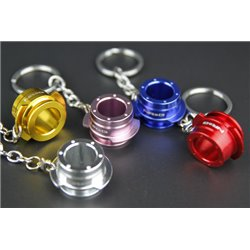 [Limited Edition] NRG Gen 2.5 Style Steering Quick Release Premium Keychain Key Ring