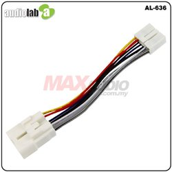 PERODUA ALZA AXIA BEZZA MYVI AUDIOLAB Park Brake Bypass Cable Video In Motion TV Free Plug and Play Socket Cable [AL-636]