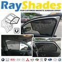 (MOST CARS) RayShades USA UV Proof Custom Fit Car Vehicle Door Window Magnetic Sun Shades