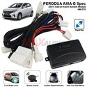 PERODUA AXIA G-Spec Facelift 2017 4in1 Foot Brake Lock, Auto Fold Mirror, Double Signal with Buzzer [AM-57G]