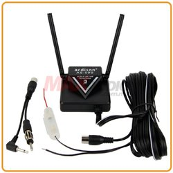 ACDISON In Car Double Din DVD Player Analog TV Aerial Antenna Amplifier with Signal Booster [AS-990]