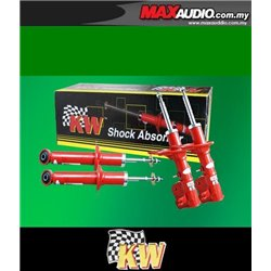 (MOST CARS) KW Front & Rear Comfort Sport Shock Absorber Made in Germany