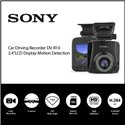 "SONY DV-R10 2.4"" LCD Display 1080P HD Car Dash Driving Video Recorder Camera DVR (Free Reverse Camera)"