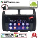 "PERODUA MYVI ICON 2015 - 2016 SKY NAVI 7"" FULL ANDROID Double Din GPS DVD CD USB SD BLUETOOTH IOS Mirror Link Player"