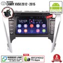 "TOYOTA CAMRY XV50 2012 - 2015 SKY NAVI 8"" FULL ANDROID Double Din GPS DVD CD USB SD BLUETOOTH IOS Mirror Link Player"