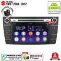 "SUZUKI SWIFT 2004 - 2012 SKY NAVI 8"" FULL ANDROID Double Din GPS DVD CD USB SD BLUETOOTH IOS Mirror Link Player"