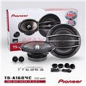 """PIONEER TS-A1604C 6.5"""" Separate 2-Way 350W Car Audio Component Speaker System"""