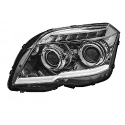 [BENZ GLK 12-13] EAGLE EYES Projector Daylight Head Lamp [HL-038-BENZ]