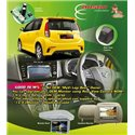 PERODUA MYVI Lagi Best 2011 - 2014 ANSON OEM Double Din Player Multimedia Interface Upgrade with Rear View Camera