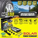 SOLAR POWER TECHNOLOGY HC188 Real Time Tire Pressure Monitoring System TPMS [HC-CARGO]