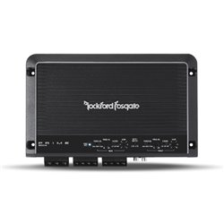 ORIGINAL ROCKFORD FOSGATE PRIME USA R250X4 250W RMS 4 CHANNEL AMPLIFIER