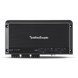 ORIGINAL ROCKFORD FOSGATE PRIME USA R300X4 300W RMS 4 CHANNEL AMPLIFIER