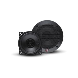 "ORIGINAL ROCKFORD FOSGATE PRIME USA R14X2 35W RMS 4"" 2-WAY COAXIAL SPEAKER"