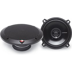 "ORIGINAL ROCKFORD FOSGATE PRIME USA R152 35W RMS 5.25"" 2-WAY COAXIAL SPEAKER"