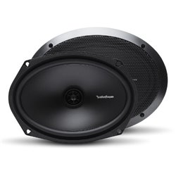 "ORIGINAL ROCKFORD FOSGATE PRIME USA R169X2 65W RMS 6""x9"" 2-WAY COAXIAL SPEAKER"