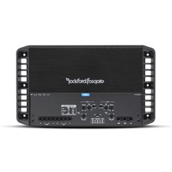 ORIGINAL ROCKFORD FOSGATE PUNCH USA P600X4 600W RMS 4 CHANNEL AMPLIFIER