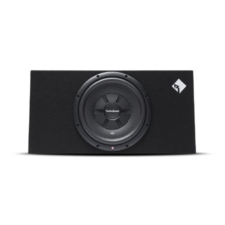 "ORIGINAL ROCKFORD FOSGATE PRIME R2 USA R2S-1X12 500W RMS 12"" SHALLOW LOADED ENCLOSURE SUBWOOFER"