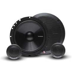 "ORIGINAL ROCKFORD FOSGATE PRIME USA R1675-S 80W 6.75"" 2-WAY COMPONENT SPEAKER SYSTEM SET"