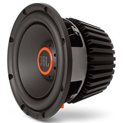 "JBL S3-1224 12"" 1500W Series III Car Audio Component Subwoofer Speaker System with 2-Ohm & 4-Ohm Impedance Switching"