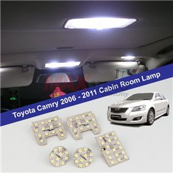 TOYOTA CAMRY XV40 2006 - 2011 Super Bright OEM Fit LED Cockpit Cabin Dome Room Lamp Light