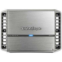 ORIGINAL ROCKFORD FOSGATE PUNCH MARINE USA PM400X4 400W 4-CHANNEL AMPLIFIER