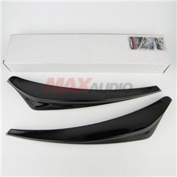 PROTON SAGA FLX FL Head Lamp Light Sporty Eye Lid Cover with Paint (Solid Black)