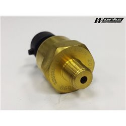 WORKS ENGINEERING Oil / Fuel Pressure Gauge Sensor (For Pro II Gauge) (Optionanl Part) (MG-S-O/FP)