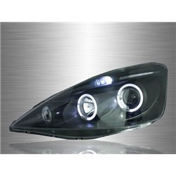 HONDA JAZZ / FIT GE 2009 - 2013 CCFE LED Light Ring Daytime Running Light Projector Head Lamp [HL-105]