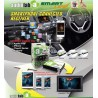 [SAMSUNG GALAXY Note 2/ 3/ S3/ S4] AUDIOLAB In-Car Double Din, Head Rest, Roof Monitor Smart Phone Mirror Smart Link Technology
