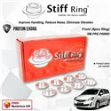 PROTON EXORA STIFF RING T6 Aluminium Rigid Collar Anti Vibration Redefine Subframe Chassis Stability Tuning Kit