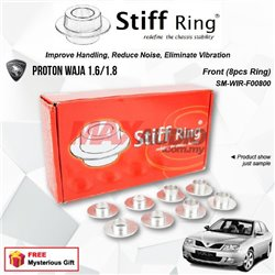 PROTON WAJA 1.6/1.8 STIFF RING T6 Aluminium Rigid Collar Anti Vibration Redefine Subframe Chassis Stability Tuning Kit