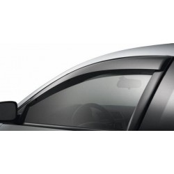 TOYOTA VIOS 2013 ~ 2014 TRD Injection Premium Quality Anti UV Light Door Visor (KS1)