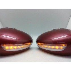 [HONDA CITY/ JAZZ 2003 ~ 2008] Side Mirror Cover LED Signal Light [MC001-RED]