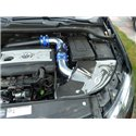 VOLKSWAGEN GOLF MK6 VI 2.0 GTI 2008 - 2011 SIMOTA AERO FORM II Carbon Fiber Air Filter Intake System with Full Piping [CF660-28]