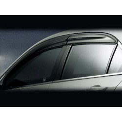 NISSAN LIVINA 2006 - 2014 Mugen Style Premium Quality Anti UV Light Door Visor (KS1)