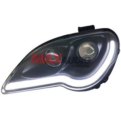 PROTON GEN2/ PERSONA Underline LED Daytime Running Light Double Projector Head Lamp (Pair) [522]