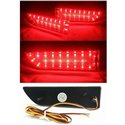 PROTON PERSONA, GEN2, EXORA, SATRIA NEO Rear Bumper Safety Reflector LED Brake Light (Red) (Pair)