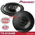 "PIONEER TS-G1644R 6.5"" 2-Way 40W RMS 250W Car Audio Coaxial Speaker Set"