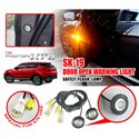 PROTON X70 Special Edition OEM Plug And Play Door Open Warning Safety Flash Lights (2pcs)