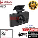 DDpai MIX3 (Best Night View) 1080px Full HD Inbuild 32GB Memory Car Driving Video Recorder Dashcam (DVR)