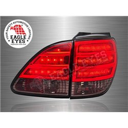 TOYOTA HARRIER XU10 LEXUS RX300 1997 - 2003 EAGLE EYES Red Smoke Lens LED Tail Lamp [TL-157]