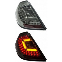 HONDA JAZZ 2008 - 2014 EAGLE EYES Smoke LED Bar Tail Lamp [TL-227-1]