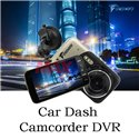 "FORDAYO JAPAN A21 4"" Full HD 1080P Car Dash Camera Driving Video Recorder DVR with Rear Reverse Camera [Free 16GB SD Card]"