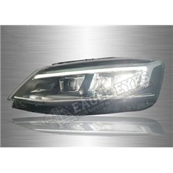 VOLKSWAGEN JETTA 2011 - 2018 Projector Head Lamp (Pair) [HL-150-2-LD]