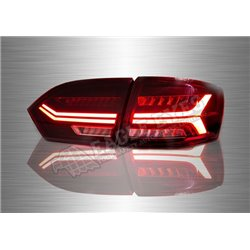 VOLKSWAGEN JETTA A6 2011 - 2018 LED Light Bar Tail Lamp (Pair) [TL-300]