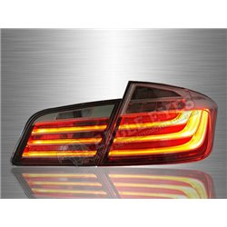 BMW F10 2012 - 2015  LED Light Bar Tail Lamp LCI Design (Pair) [TL-038-BMW]