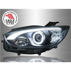 MAZDA CX-5 2012 - 2017  EAGLE EYES Light Bar Projector LED Head Lamp (Pair) [HL-203]