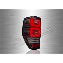 FORD RANGER T6/T7 2011 - 2019 Clear Lens LED Light Bulb Tail Lamp with Sequantial Signal (Pair) [TL-310-1-SQ]